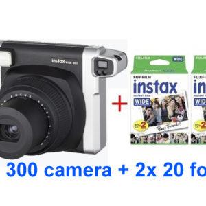 Fujifilm Instax 300 wide starterset-0