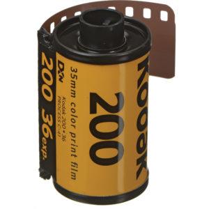 KODAK Gold Film 35mm 36 exp. ISO 200 -0