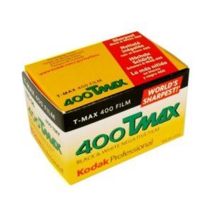 Kodak T-Max TMY 400 135-36 Zwart-Wit Film-0