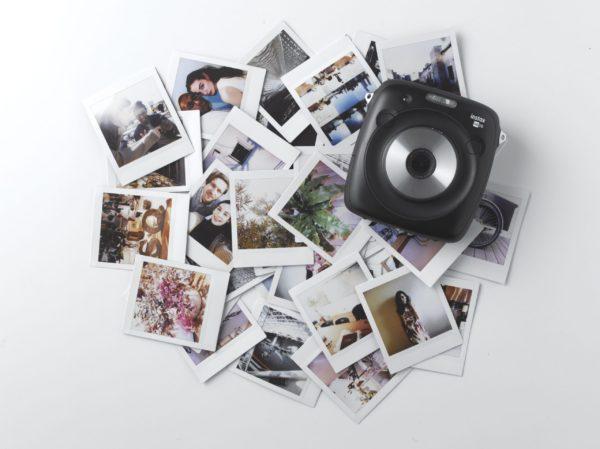 5x Fuji Instax Square instant film dubbelpak (100 foto's)-2159