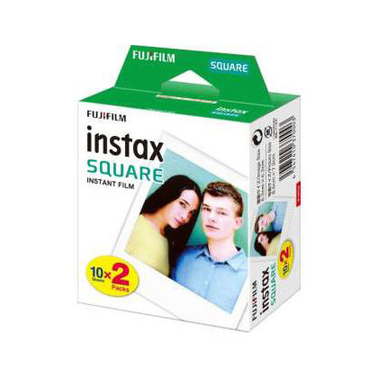 3x Fuji Instax Square instant film dubbelpak (60 foto's)-2157