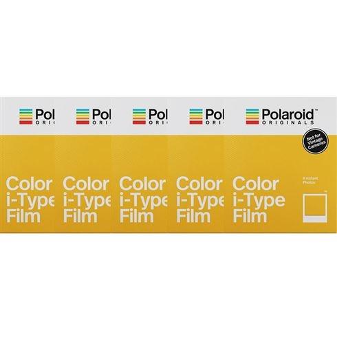 Polaroid Color i-Type - x40 film pack - kleur-2230