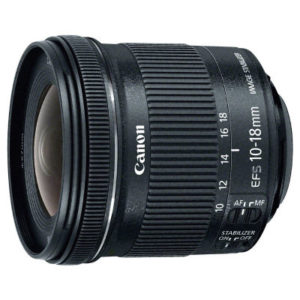 Canon EF-S 10-18mm f4.5-5.6 IS STM occasion-0