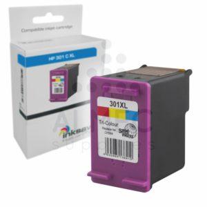 HP 301 CL XL inkt kleur HUISMERK-0