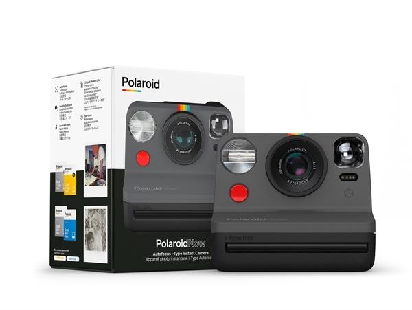 Polaroid NOW camera Black-2536