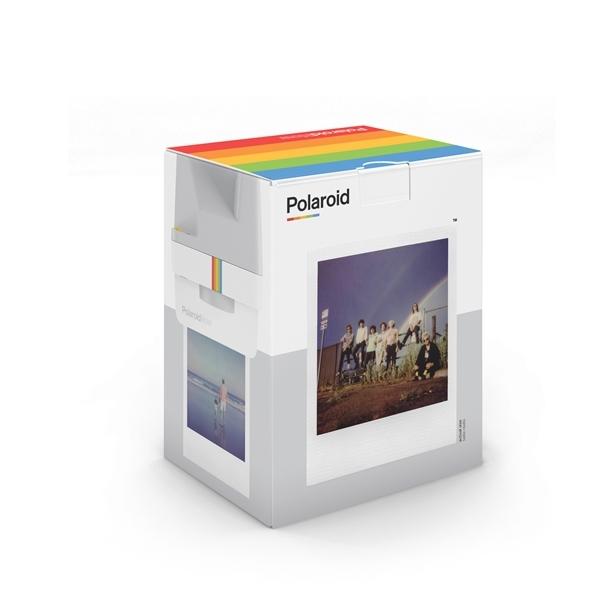 Polaroid NOW camera White-2543