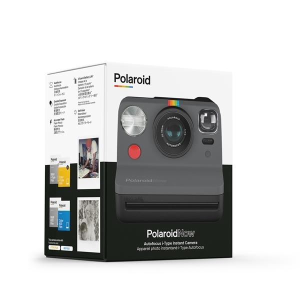 Polaroid NOW camera Black-2535