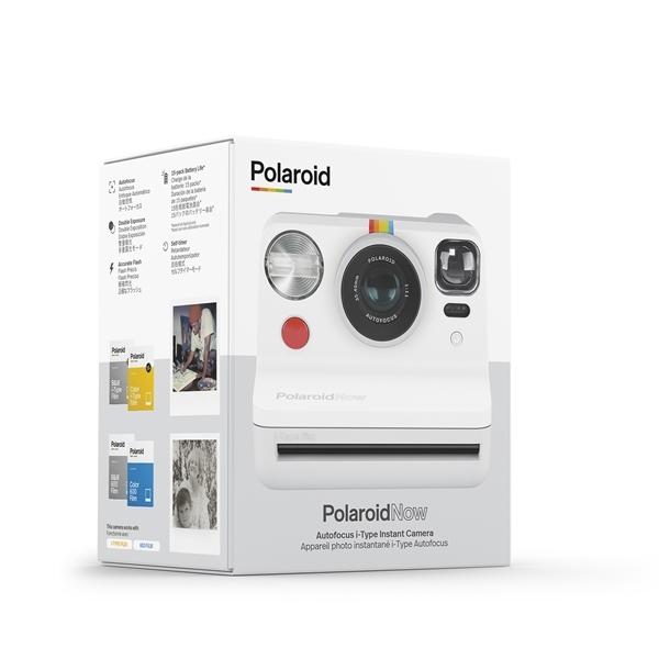 Polaroid NOW camera White-2544