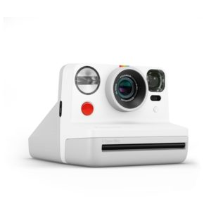 Polaroid NOW camera White-0