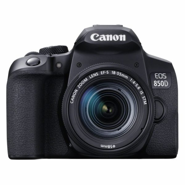 Canon EOS 850D + 18-55mm IS-0