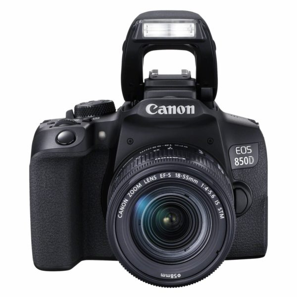 Canon EOS 850D + 18-55mm IS-2602