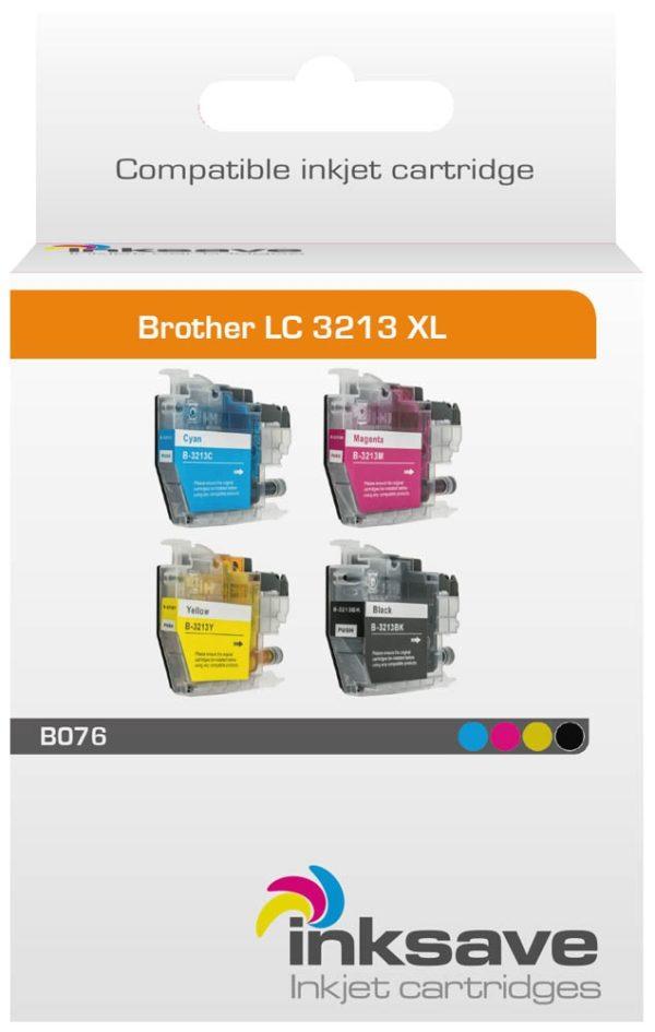 Brother LC 3213 Multipack HUISMERK-2910